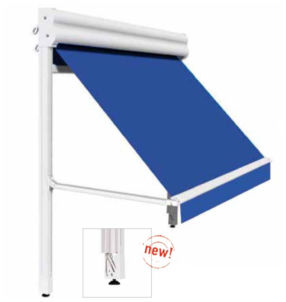 Tenda da sole ombreggiante mario bianchi teloneria teloni for Tenda ombreggiante